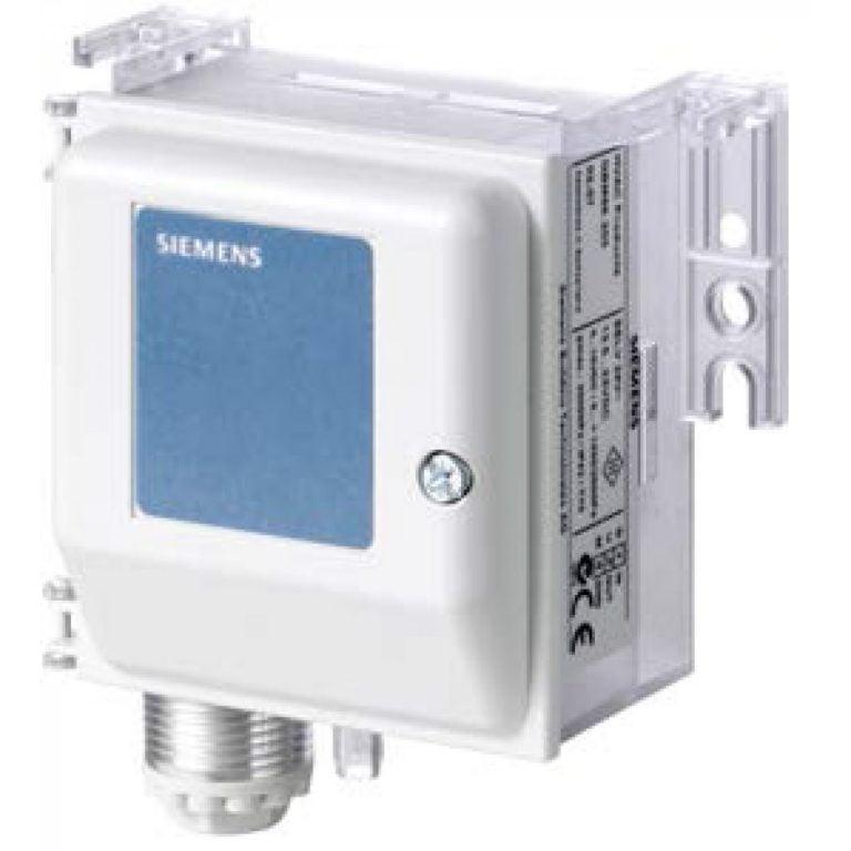 Siemens QBM2030-1U Differential Pressure Sensor