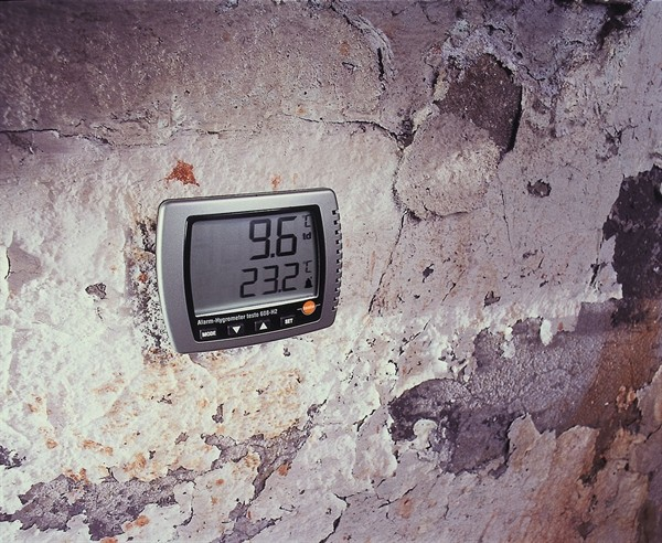 Thermo Hygrometer, 608-h2