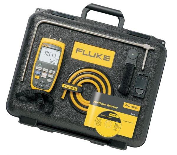 fluke air flow meter