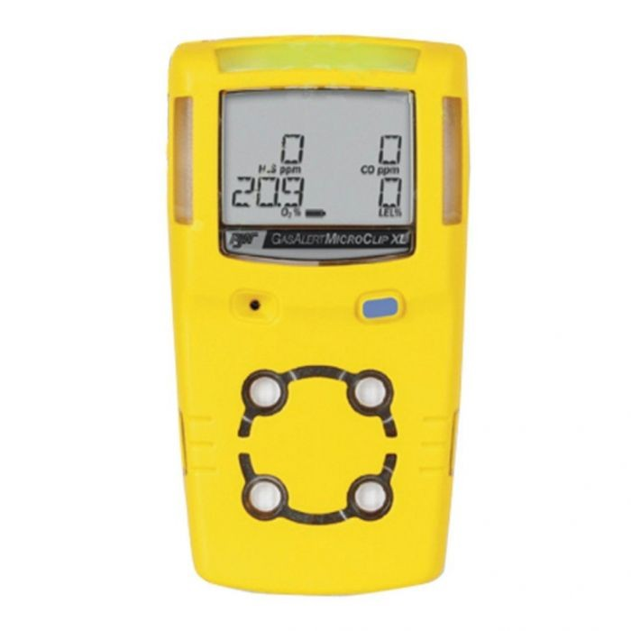 Honeywell GasAlert Microclip Detector,Gas Alert Detector