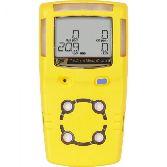 Honeywell Gas Alert MicroClip,Honeywell Gas Detector