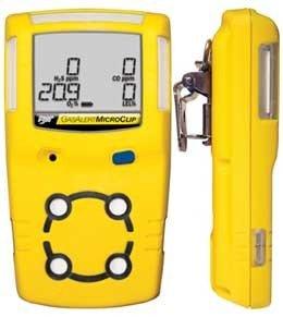 Gas Alert Micro Clip Gas Detector