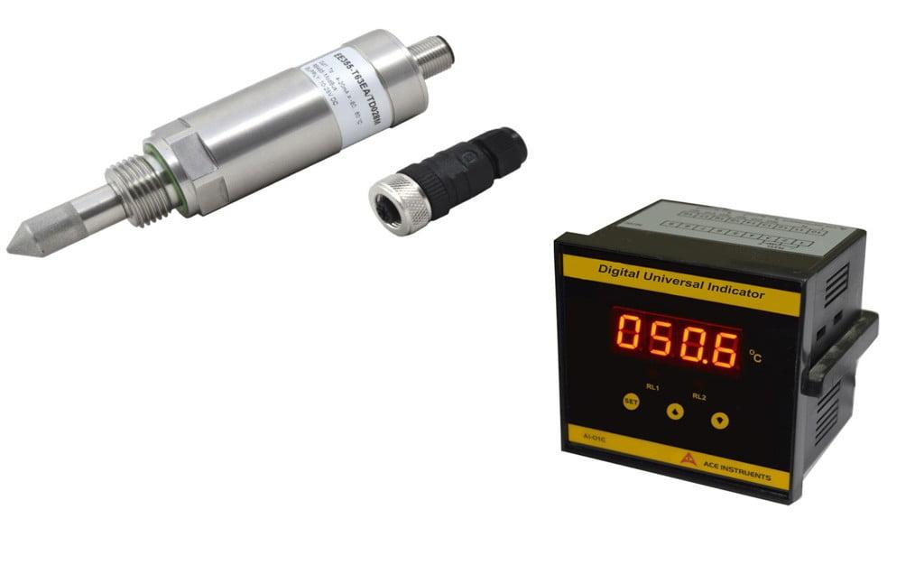 Elektronik Dew Point Transmitter