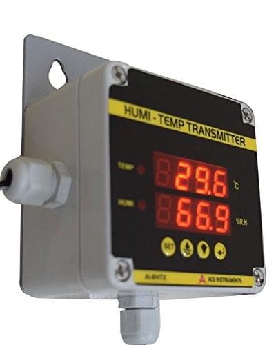 Temperature Humidity Monitor AI RHTx Sensor