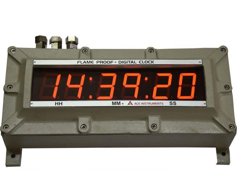 Flameproof Standalone Clock,Standalone Clock