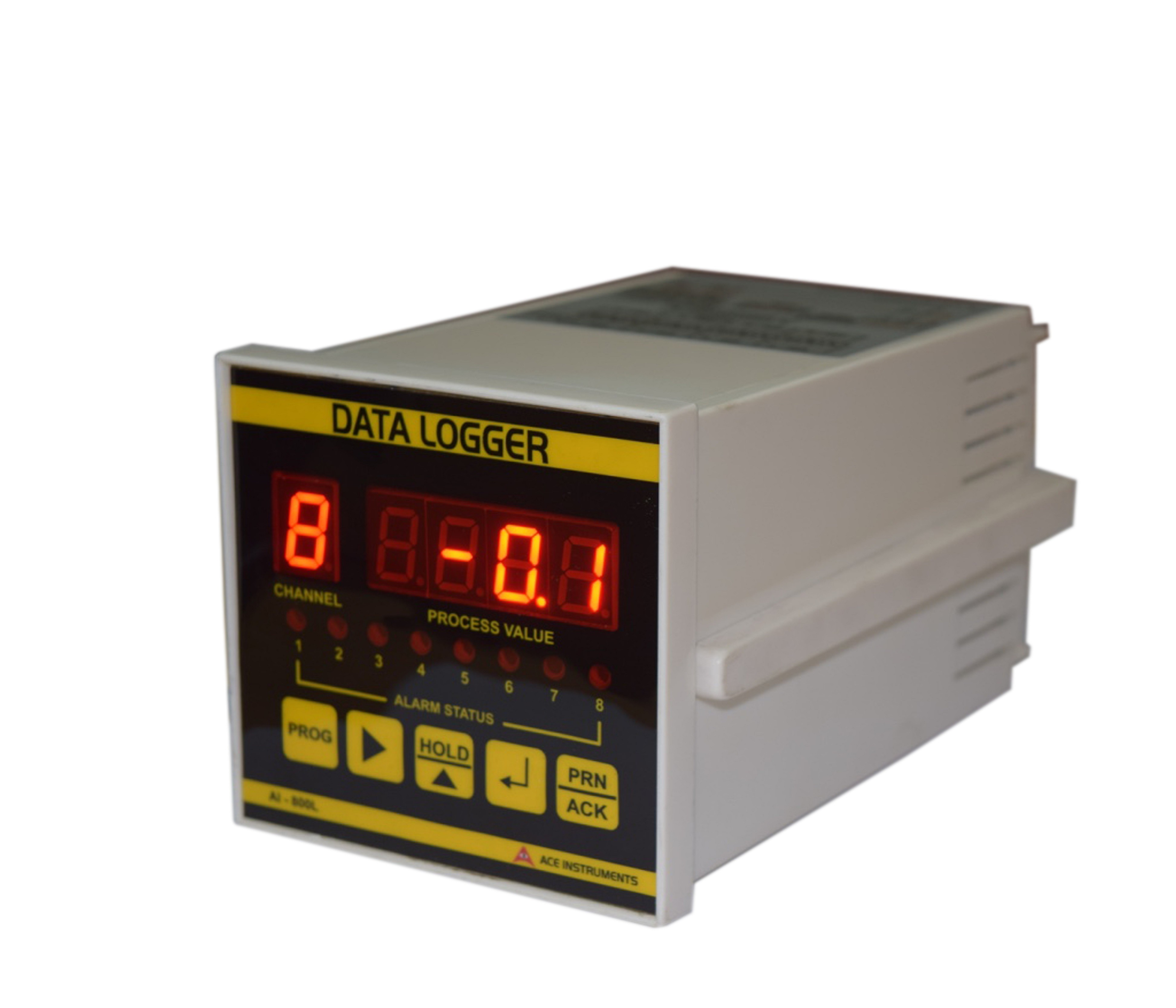 Ace 8 Channel Data Logger