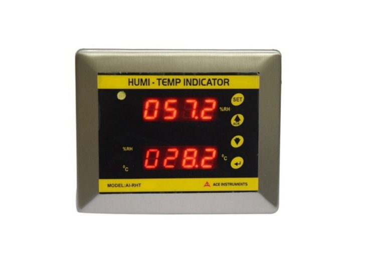 clean room temperature indicator