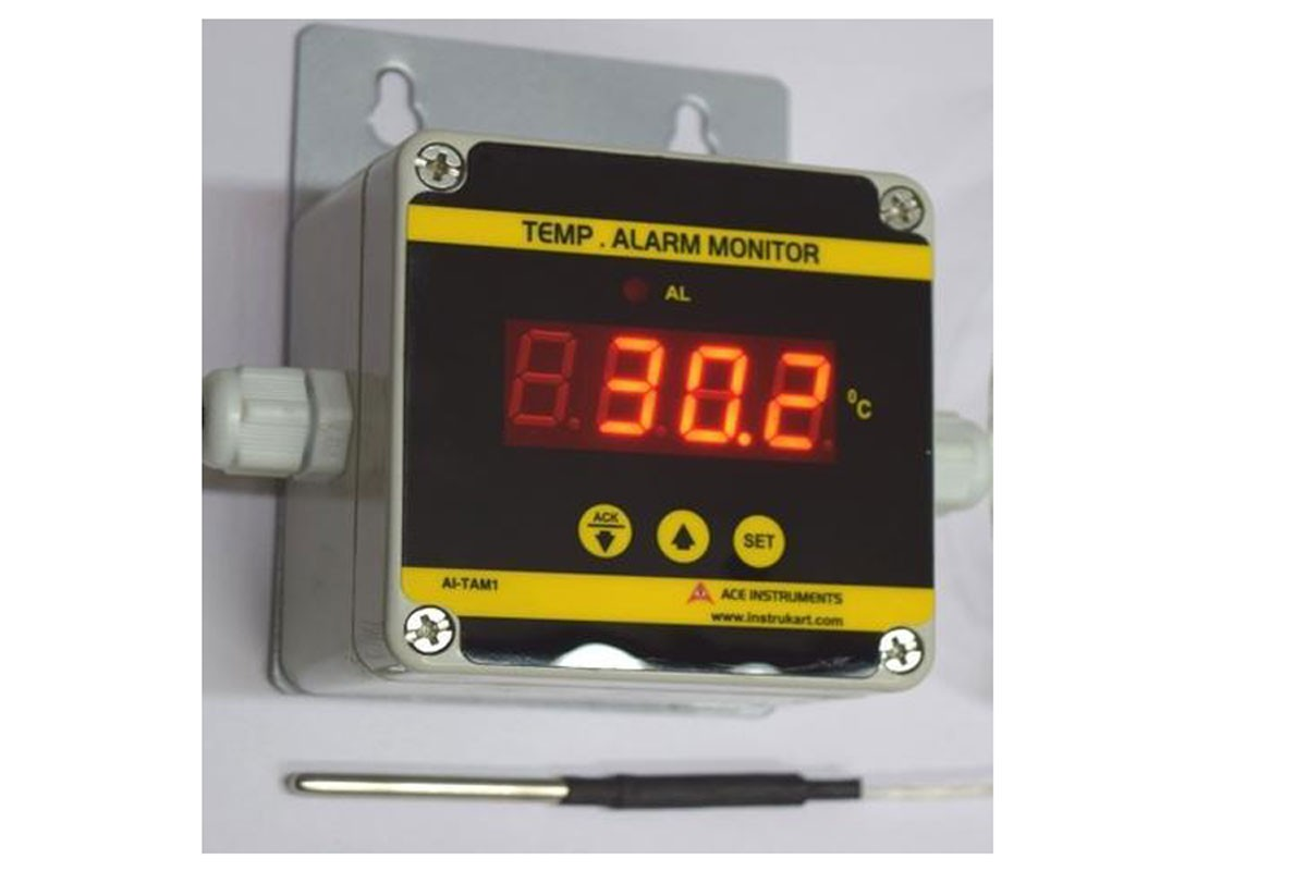 Monitoring System, Temperature Monitoring System