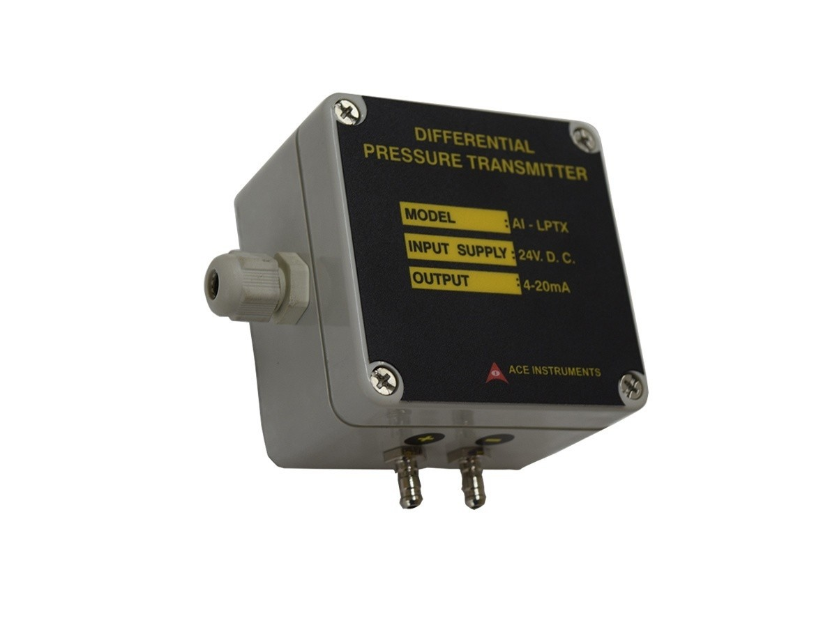 Ace AI-LPTX Differential Pressure Transmitter, Differential Pressure Meter