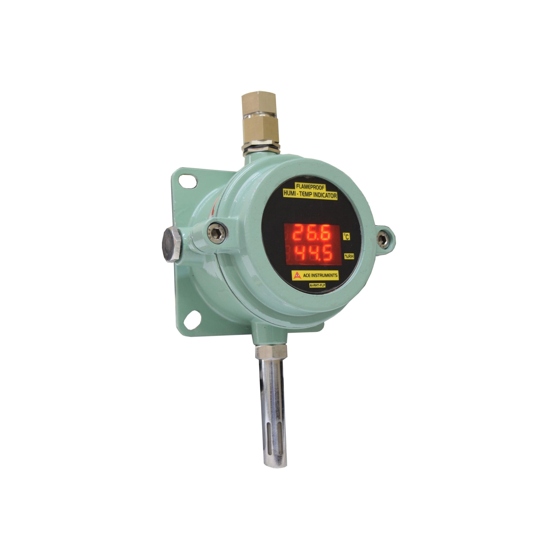 Flameproof Humidity,Temperature Indicator Transmitter,Temperature Indicator