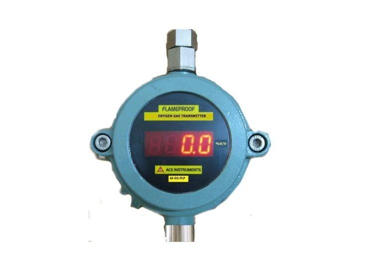 Flameproof Oxygen Monitor AI-02-FLP