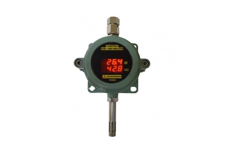 Flameproof Humidity & Temperature Indicator Transmitter,Flamproof Humdidty Transmitter