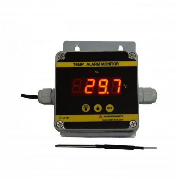Deep Freezer Temperature Monitor
