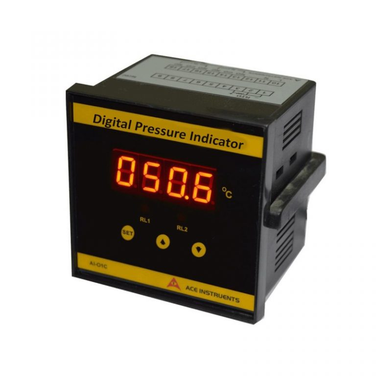 Ace AI-PRI Digital Pressure Indicator