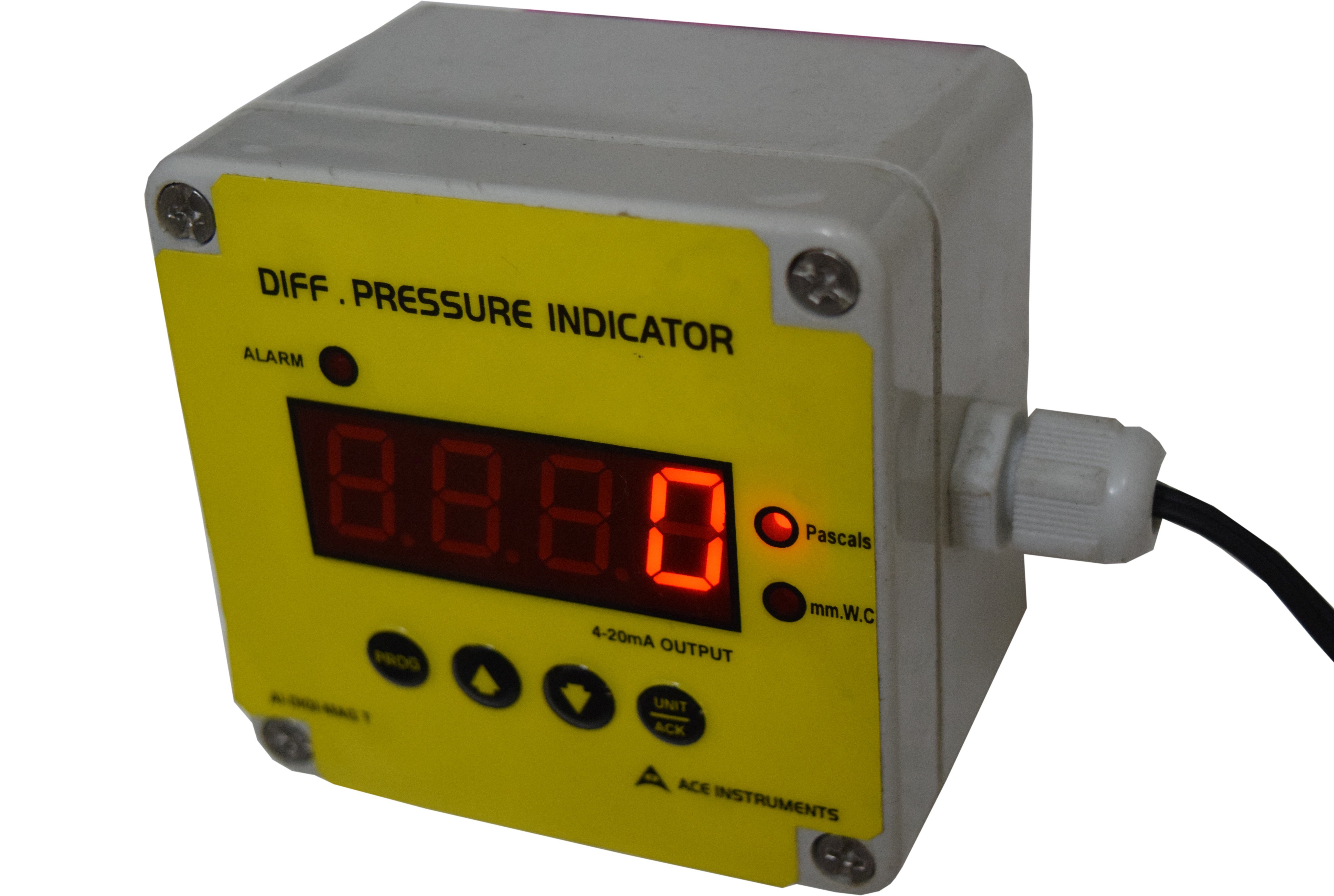 ACE AI-DIGI-MAG-T Digital Differential Pressure Transmitter