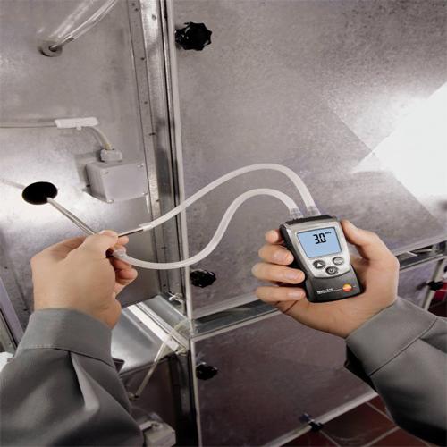 testo 510 set – differential pressure measuring instrument