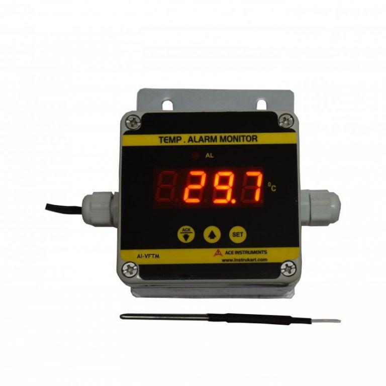 Vaccine Freezer Temperature Monitor, Freezer Temperature