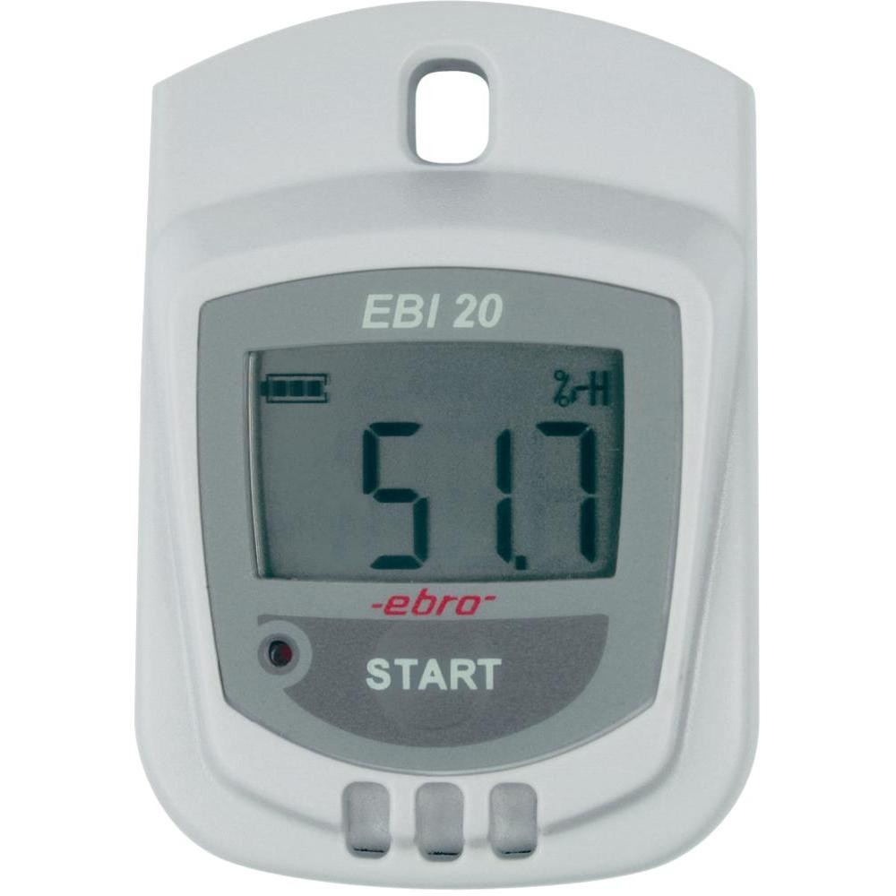 Ebro EBI-20T1 Temperature Data Logger, EBRO Temperature Data Logger