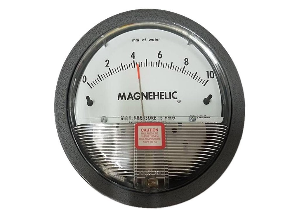 Magnehelic Differential Pressure Gauge, Differential Pressure Gauge, Dwyer Magnehelic gauge