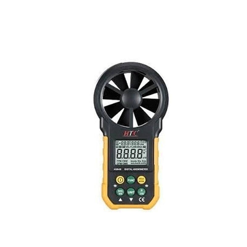 HTC, AVM-06, Digital Anemometer,Wind Velocity Meter