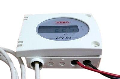 KIMO CTV100 Temperature and Air Velocity Transmitter