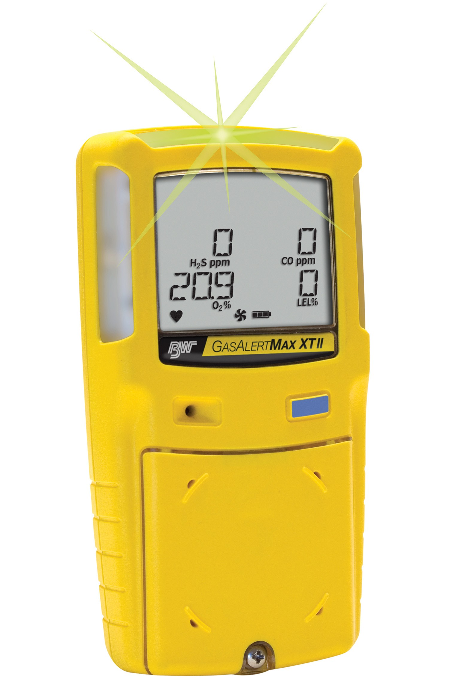 Honeywell MaxXT II Gas Alert Detector