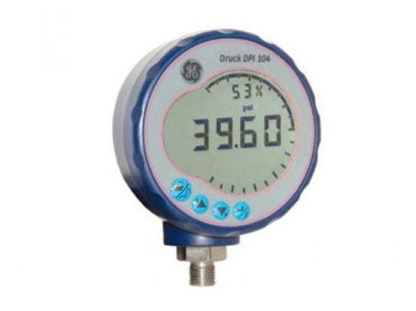 GE Druck DPI-104 Digital Pressure Gauge