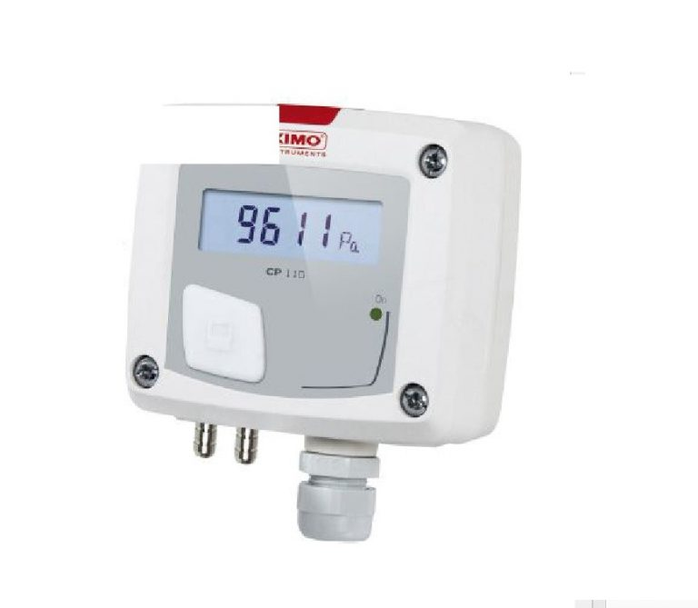 Kimo CP110 Series Differential Pressure Transmitter