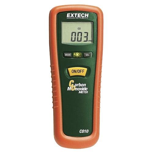 Extech CO10 Carbon Monoxide Meter, Extech Carbon Monoxide Meter