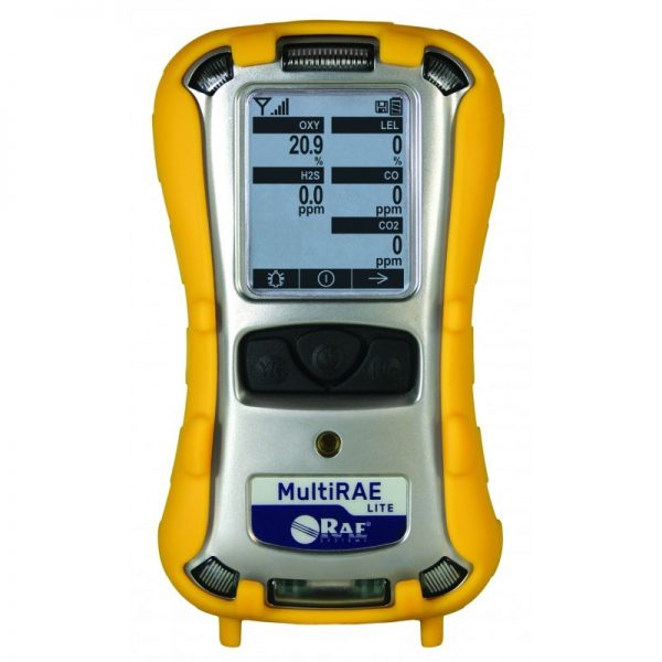 Honeywell MultiRAE Lite Gas Detector