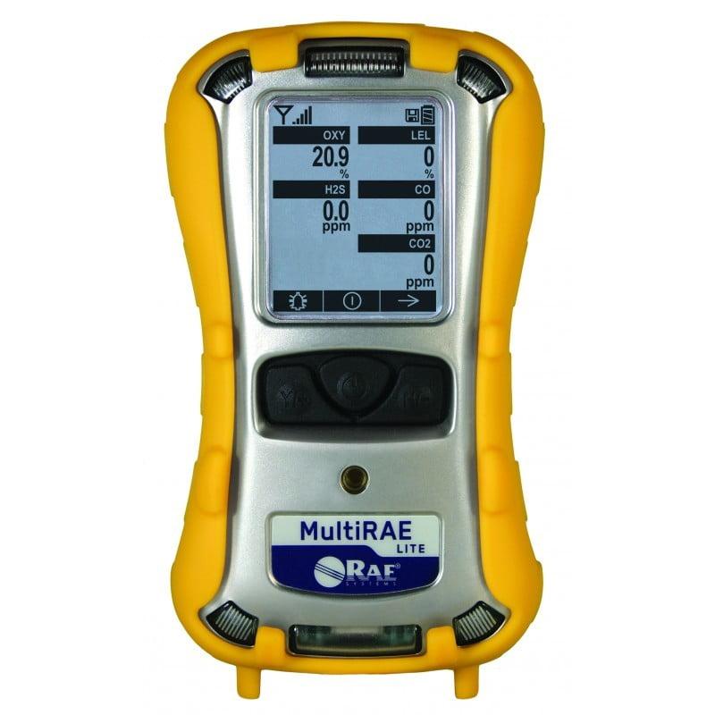 MultiRAE Lite Gas Detector, natural gas detector, gas leak detector