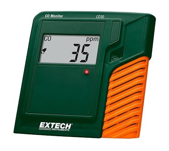 Carbon Monoxide Monitor, Temperature Monitor, Humidity Monitor,CO Monitor