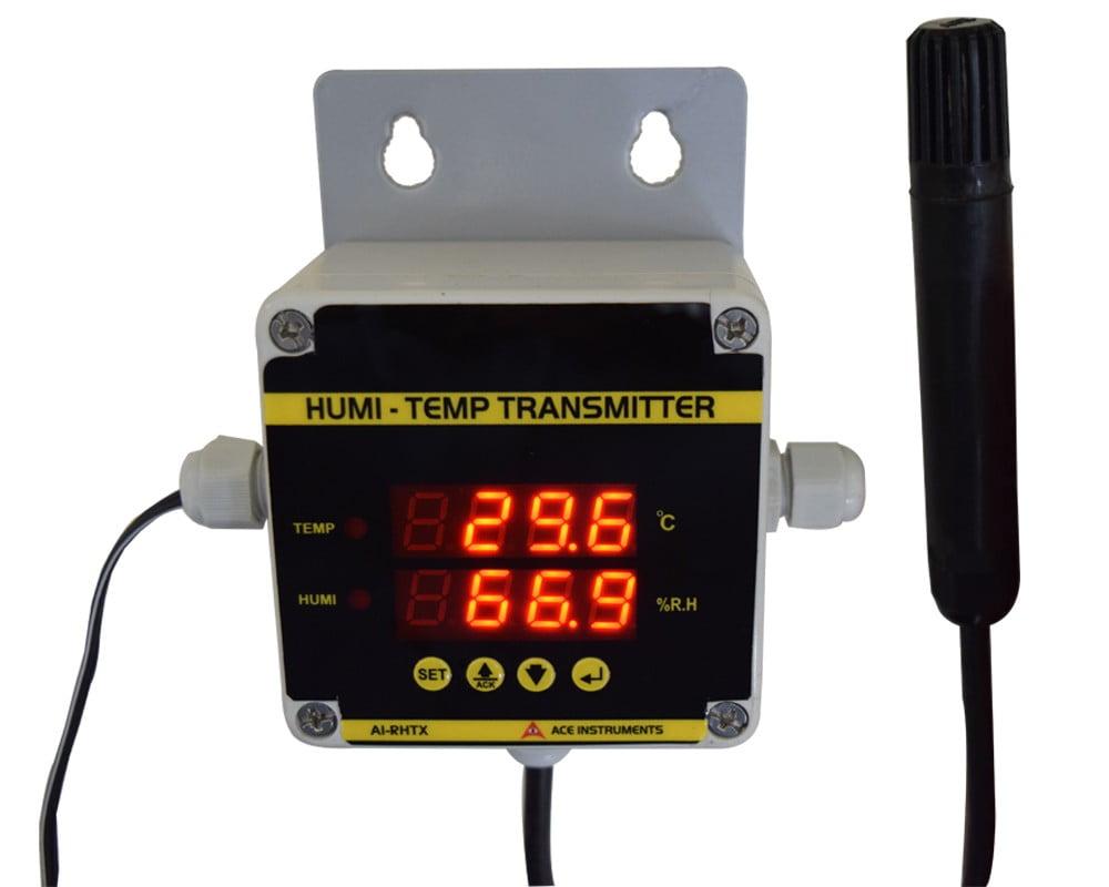 server temperature alarm, temperature indicator controller
