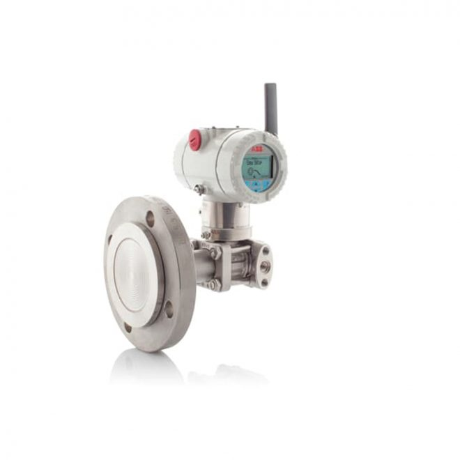 ABB-266DHH-Differential-Pressure-Transmitter
