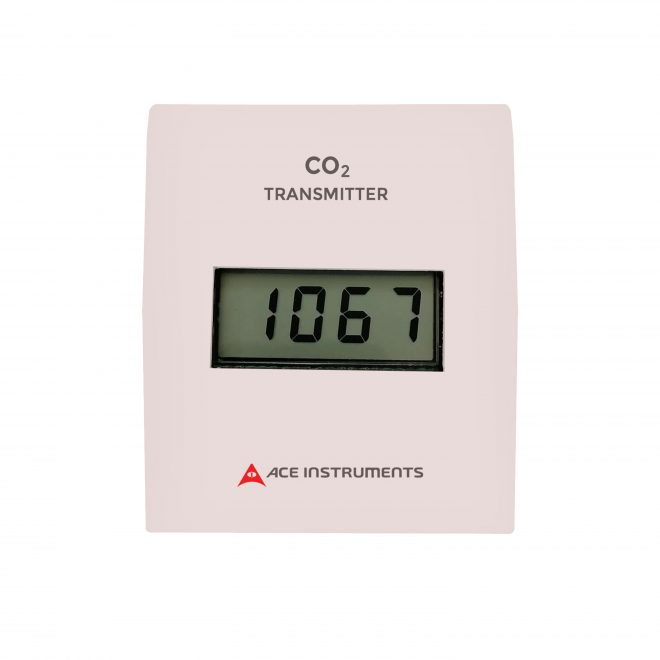 Ace AI-CO2 Series Carbon Dioxide Transmitter