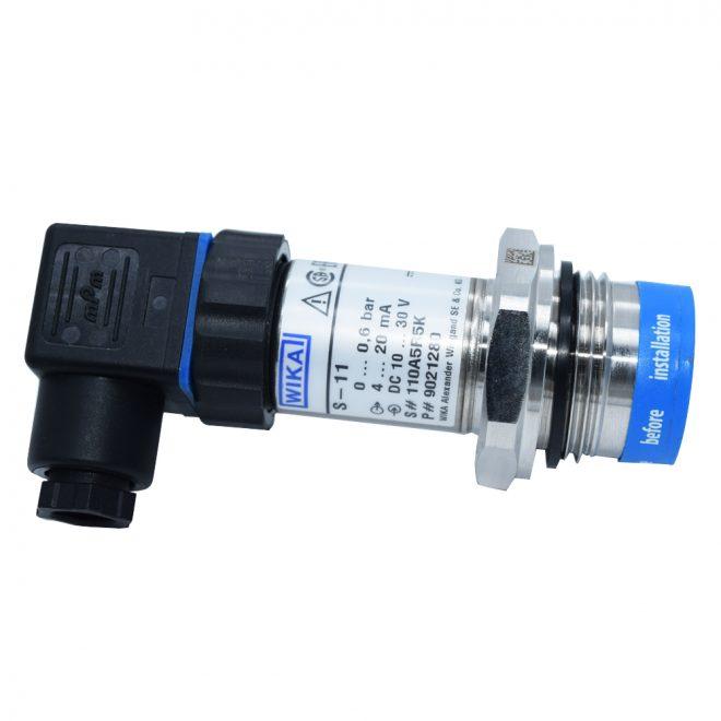 WIKA S11 Flush Pressure Transmitter