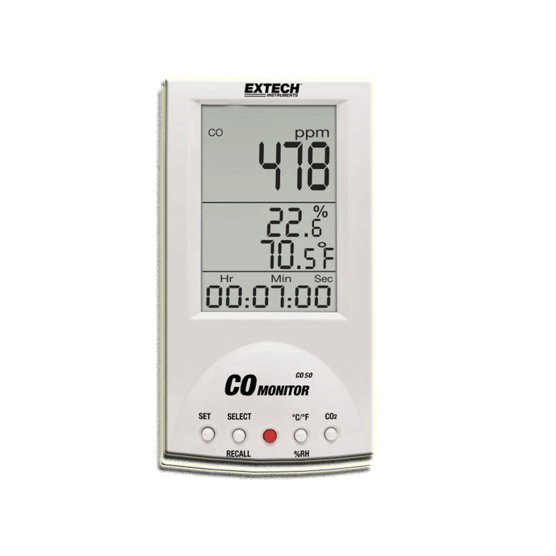 CO Meter, Carbon Monoxide Meter, CO Monitor