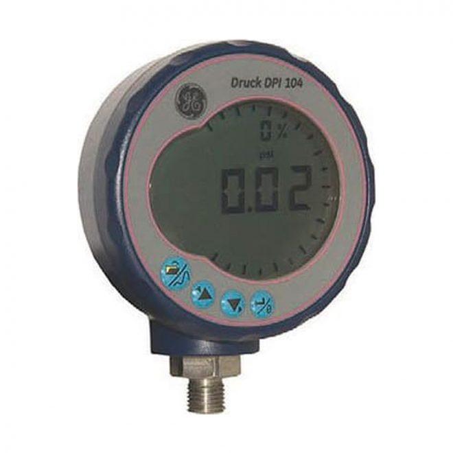 GE-Druck-DPI-104-Digital-Pressure-Gauge