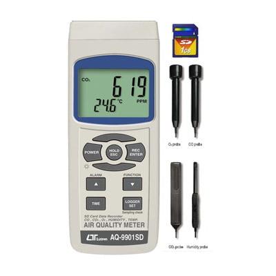 Lutron AQ-9901SD Air Quality Monitor