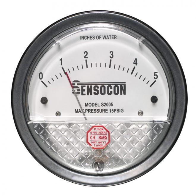 Sensocon-Differential-Pressure-Gauge-Model-S2005