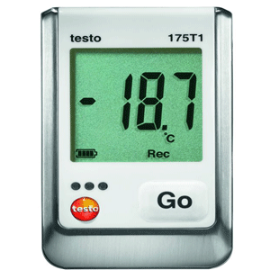 Testo 175T1 Single Channel Temperature Data Logger