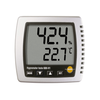 Testo 608 H1 Digital Thermo Hygrometer