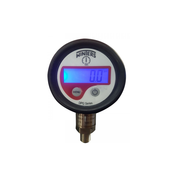 Winters DPG Series Digital Pressure Gauge