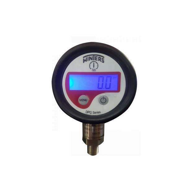 Winters DPG Series Digital Pressure Gauge, Pressure Gauge