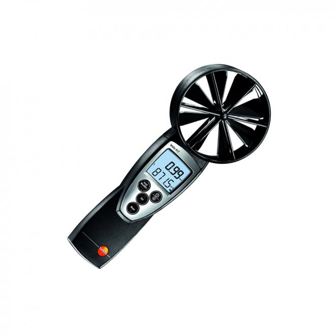 Testo 417 Large Surface Vane Anemometer