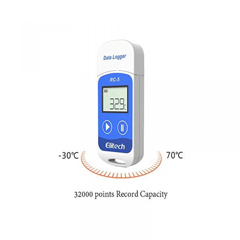 Elitech RC-5 Temperature Data Logger