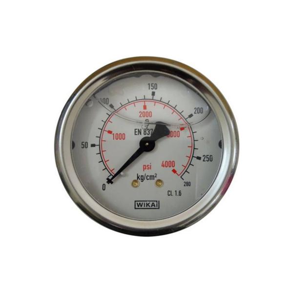 Wika 213.53.63 Pressure Gauge