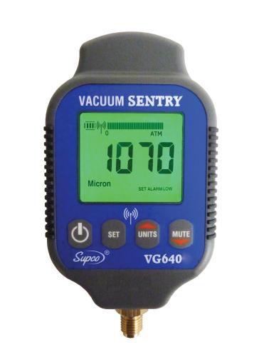 Supco VG640 Digital Vacuum Gauge