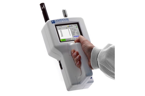 Duct Particle Counter