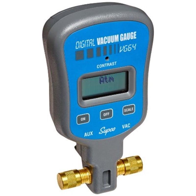 Supco VG64 Digital Vacuum Gauge, Vacuum Gauge
